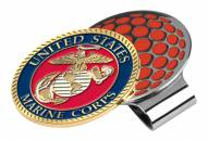 U.S. Marine Corps Golf Clip