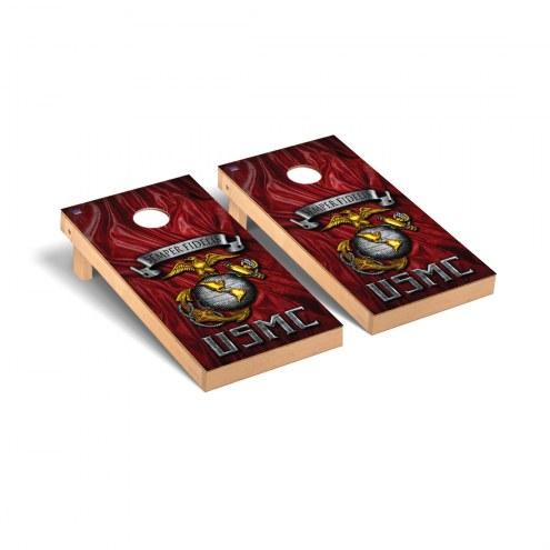 U.S. Marine Corps Semper Fi Cornhole Game Set