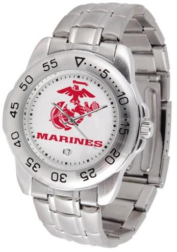U.S. Marine Corps Sport Steel Men's Watch