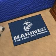 U.S. Marine Corps Starter Rug