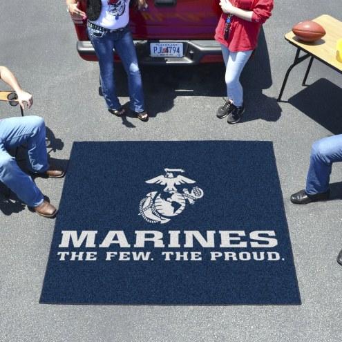 U.S. Marine Corps Tailgate Mat
