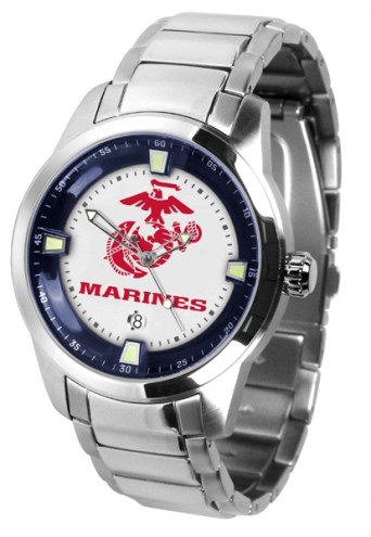 U.S. Marine Corps Titan Steel Men's Watch
