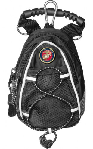 U.S. Marine Corps White Mini Day Pack
