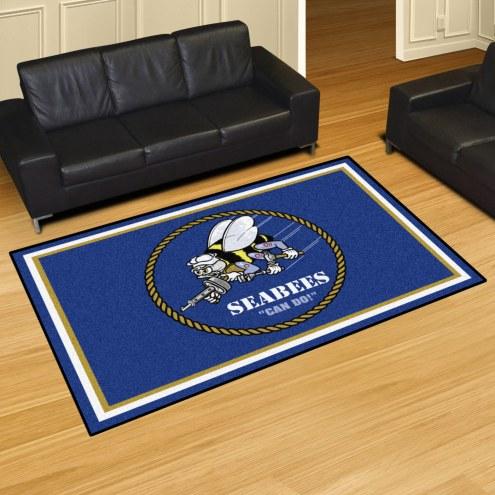 U.S. Navy Midshipmen 5' x 8' Area Rug