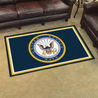 U.S. Navy Midshipmen 4' x 6' Area Rug
