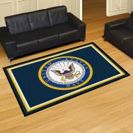 U.S. Navy Midshipmen 5' x 8' Area Rug