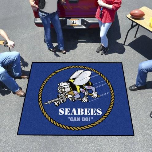 U.S. Navy Midshipmen Tailgate Mat