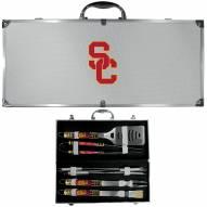 USC Trojans 8 Piece Tailgater BBQ Set