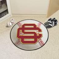 USC Trojans Baseball Rug