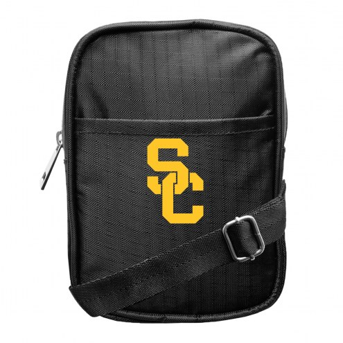 USC Trojans Camera Crossbody Bag