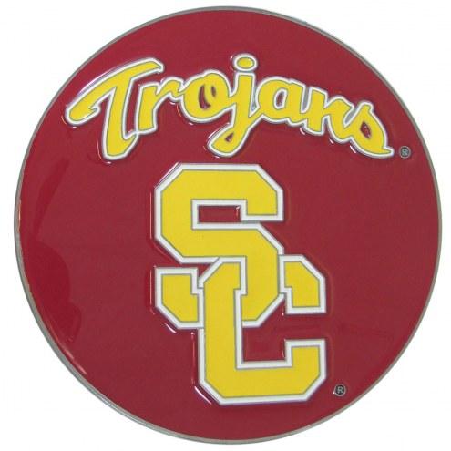 USC Trojans Class II and III Hitch Cover