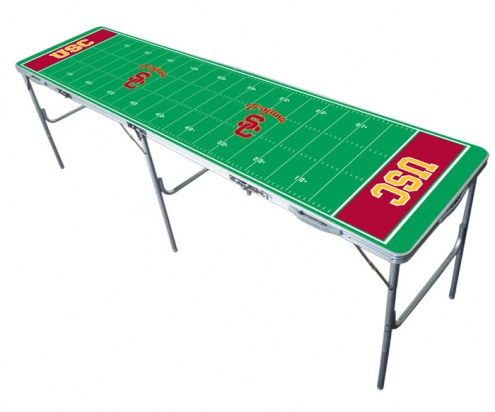 USC Trojans College Tailgate Table