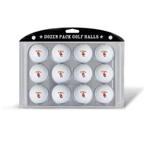 USC Trojans Dozen Golf Balls