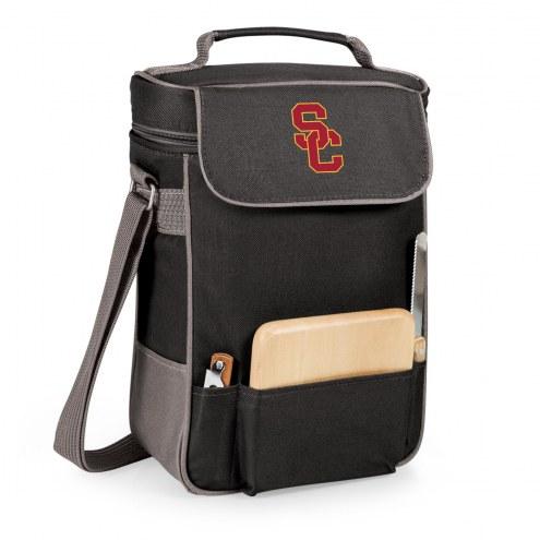 USC Trojans Duet Insulated Wine Bag