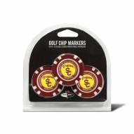 USC Trojans Golf Chip Ball Markers