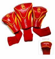 USC Trojans Golf Headcovers - 3 Pack