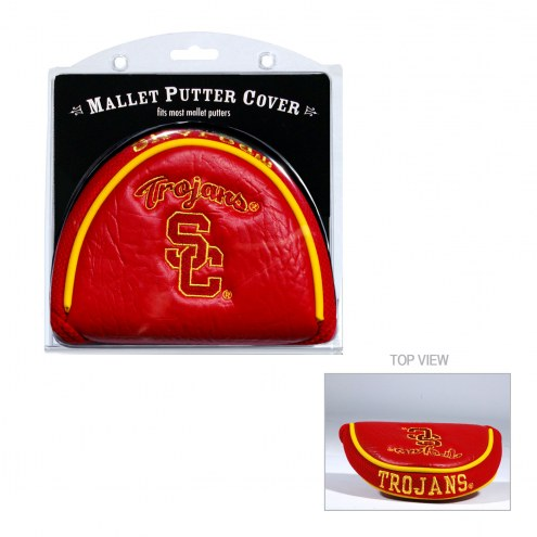 USC Trojans Golf Mallet Putter Cover