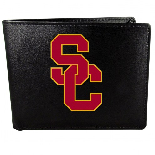 USC Trojans Large Logo Bi-fold Wallet
