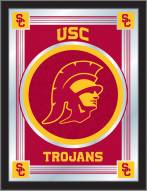 USC Trojans Logo Mirror