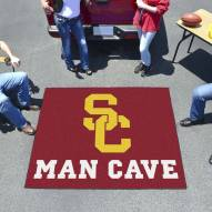 USC Trojans Man Cave Tailgate Mat