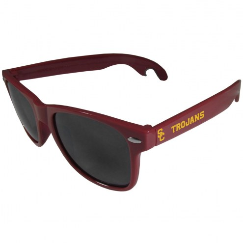 USC Trojans Maroon Beachfarer Bottle Opener Sunglasses