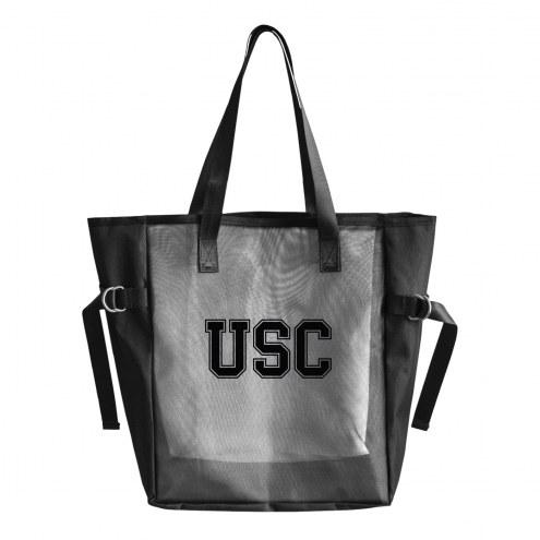 USC Trojans Mesh Tailgate Tote