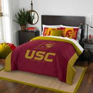 USC Trojans Modern Take Full/Queen Comforter Set