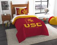 USC Trojans Modern Take Twin Comforter Set