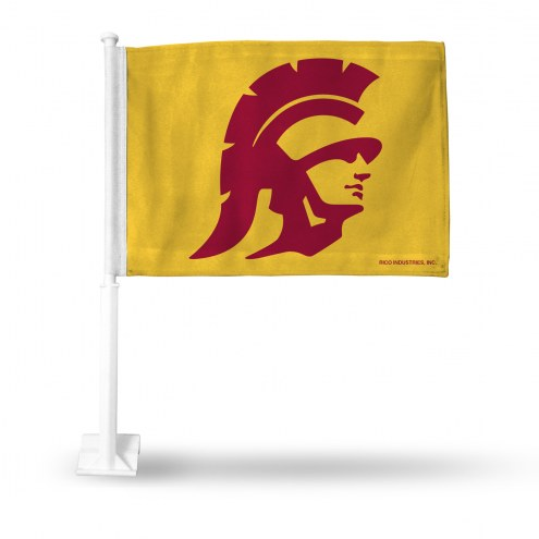 USC Trojans Rico Car Flag