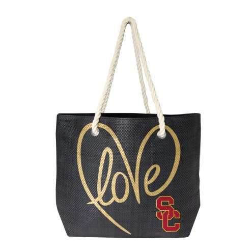 USC Trojans Rope Tote
