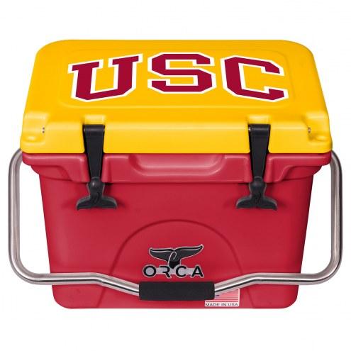 USC Trojans ORCA 20 Quart Cooler
