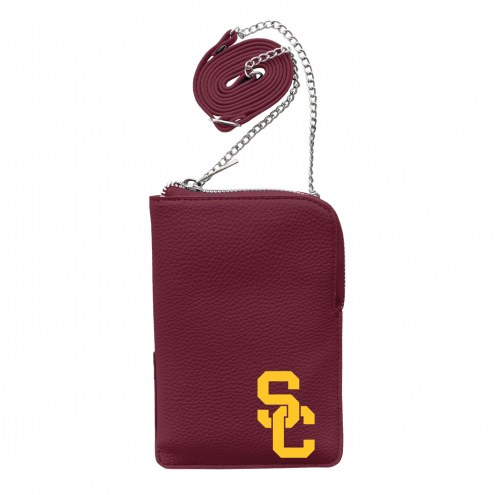 USC Trojans Pebble Smart Purse