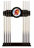 USC Trojans Pool Cue Rack