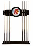 USC Trojans Pool Cue Rack