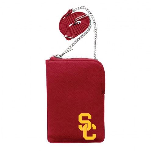 USC Trojans Pebble Smart Purse