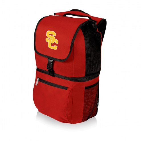 USC Trojans Red Zuma Cooler Backpack