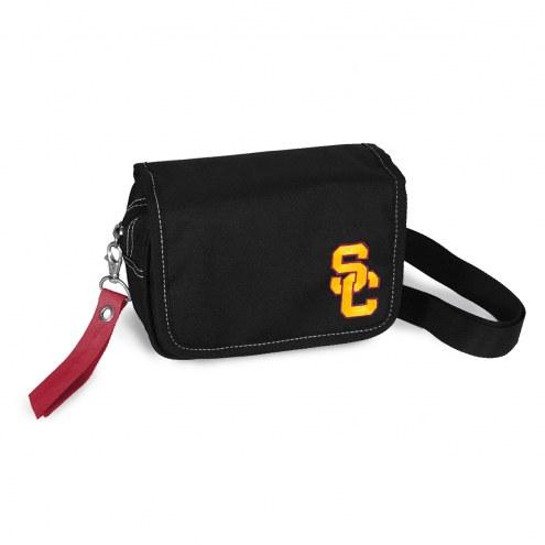 USC Trojans Ribbon Waist Pack Purse