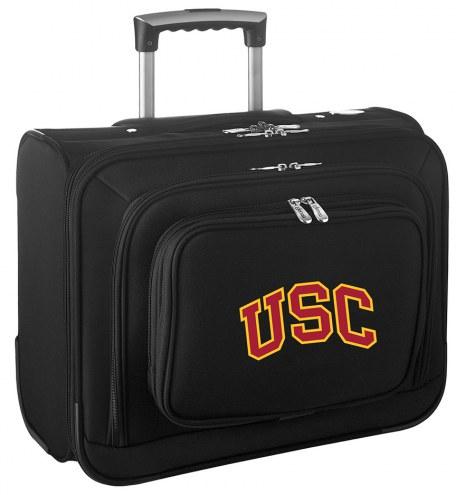USC Trojans Rolling Laptop Overnighter Bag