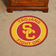 USC Trojans Rounded Mat