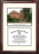 USC Trojans Scholar Diploma Frame