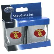 USC Trojans Shot Glass Set