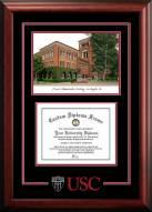 USC Trojans Spirit Graduate Diploma Frame