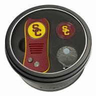 USC Trojans Switchfix Golf Divot Tool, Hat Clip, & Ball Marker