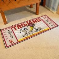 USC Trojans Ticket Runner Rug