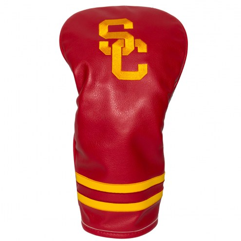USC Trojans Vintage Golf Driver Headcover
