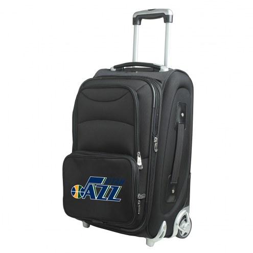 """Utah Jazz 21"""" Carry-On Luggage"""