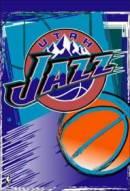 """Utah Jazz 27"""" x 37"""" Banner"""