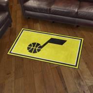 Utah Jazz 3' x 5' Area Rug