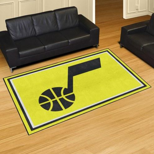 Utah Jazz 5' x 8' Area Rug
