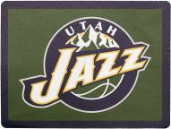 Utah Jazz Address Logo